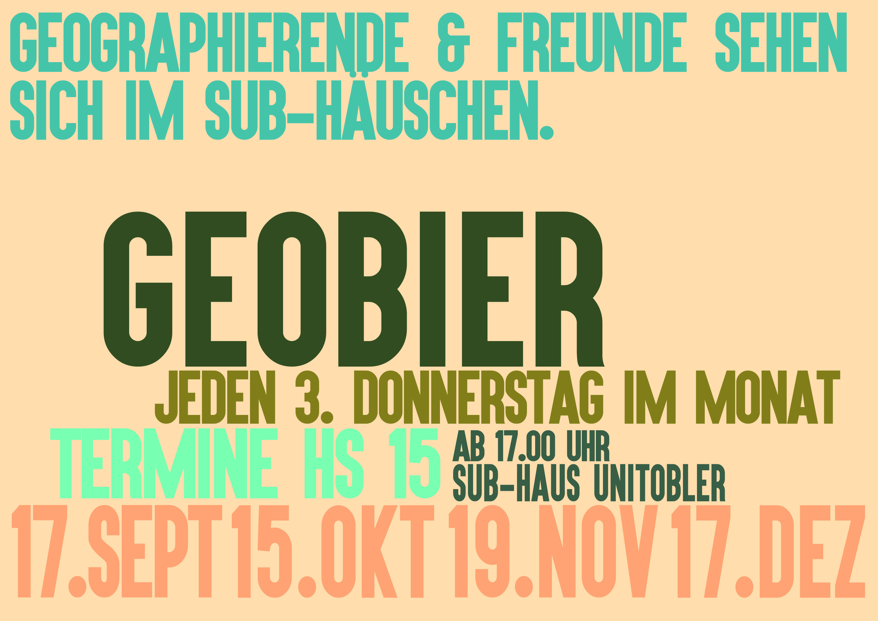 Flyer GeoBier HS15(2)